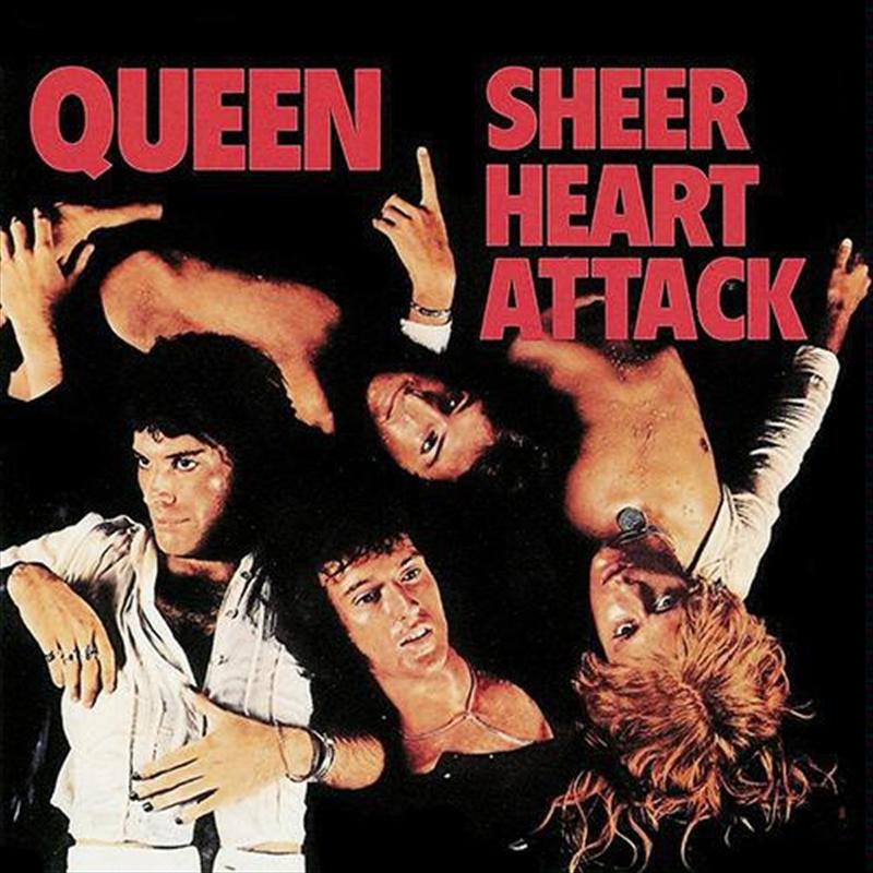 Sheer Heart Attack | Vinyl