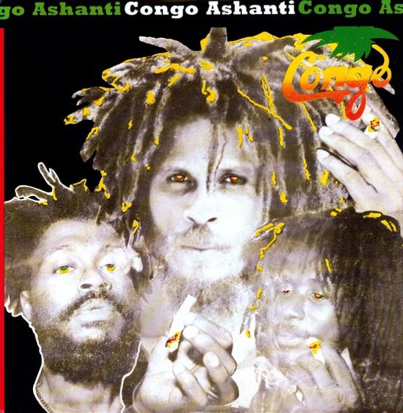 Congos Ashanti | Vinyl