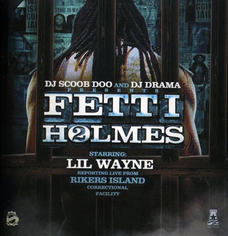 Fetti Holmes   CD