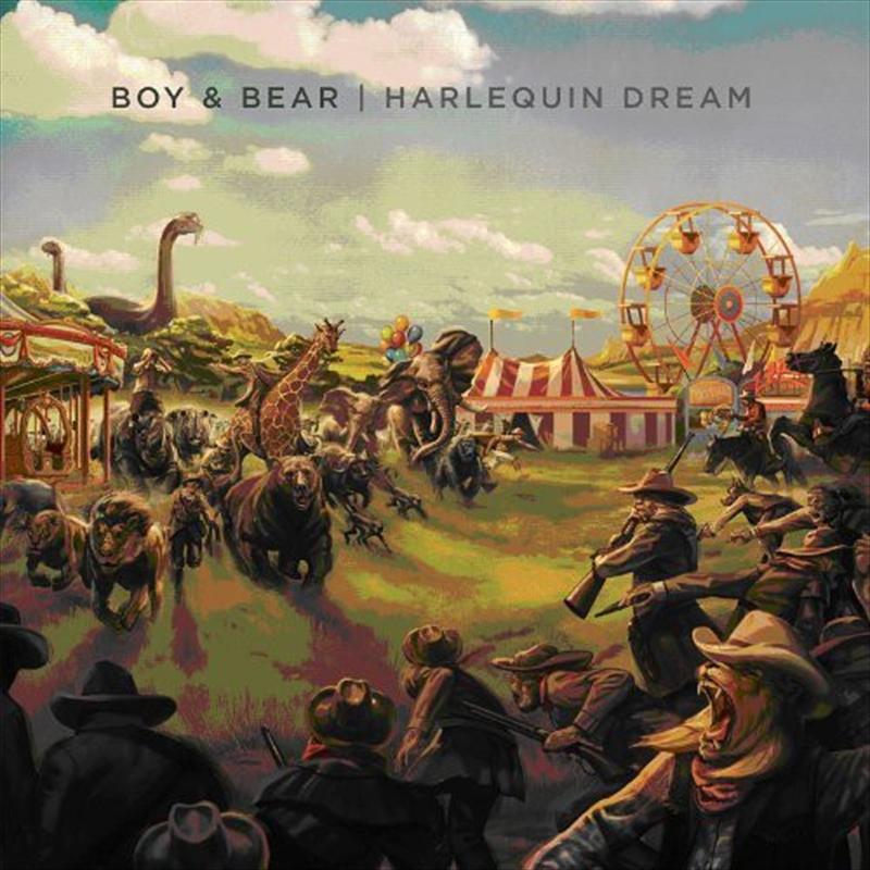 Harlequin Dream   Vinyl