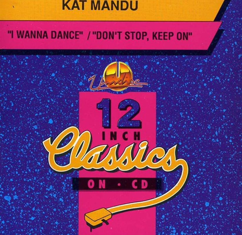 I Wanna Dance | CD Singles