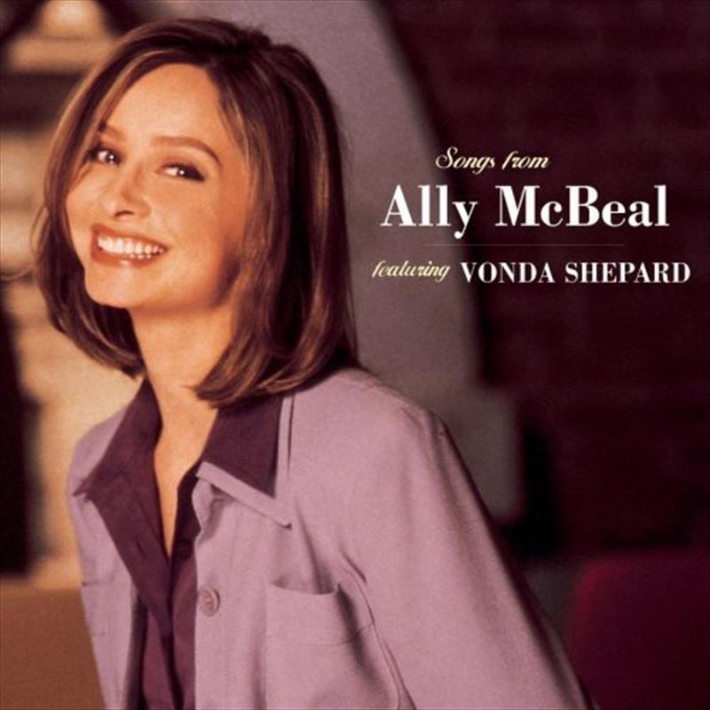 Ally Mcbeal ( Shepard,Vonda ) | CD