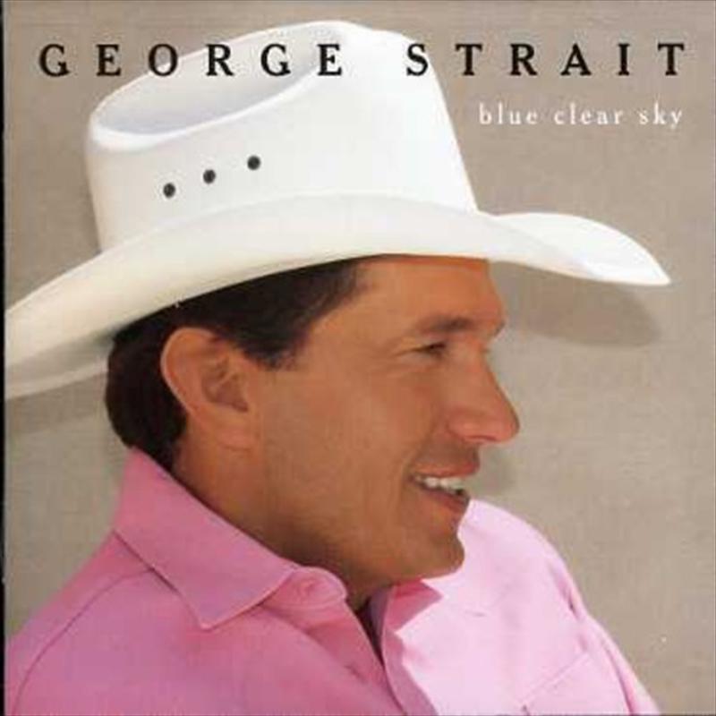 Blue Clear Sky | CD