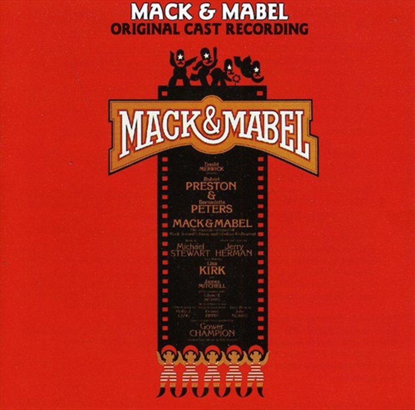 Mack And Mabel | CD