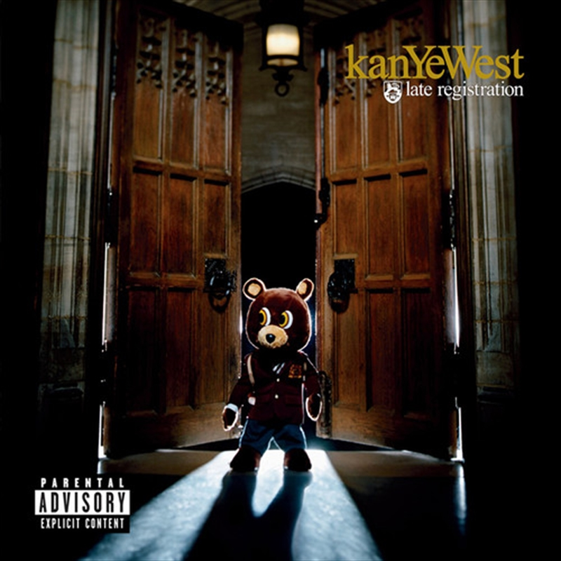 Late Registration | Vinyl