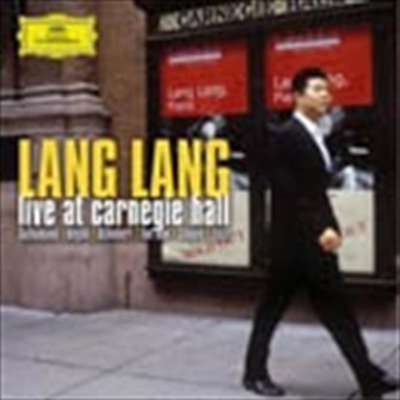 Live At Carnegie Hall | CD