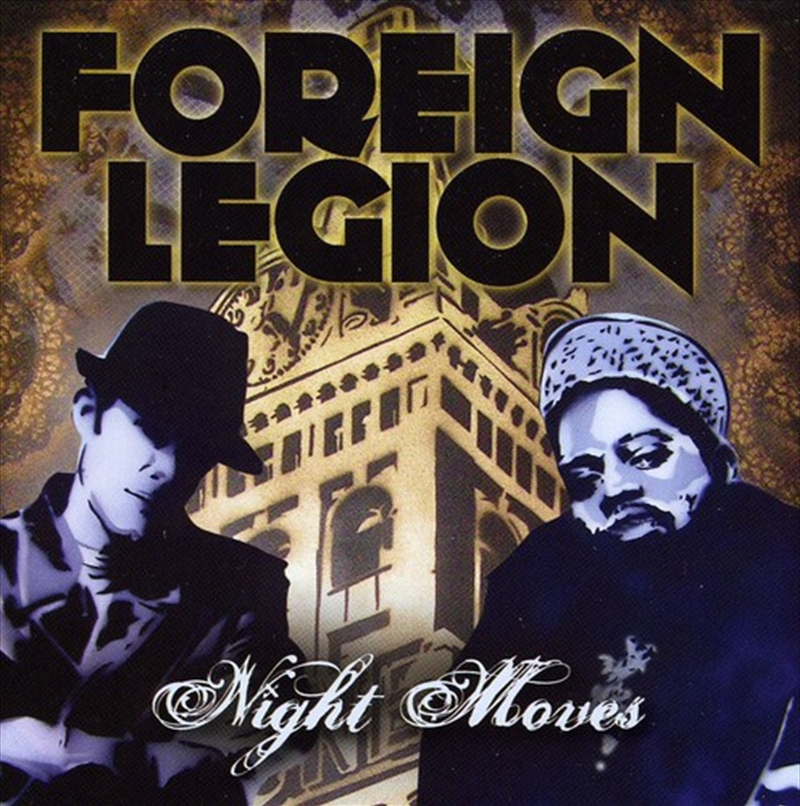 Night Moves   CD