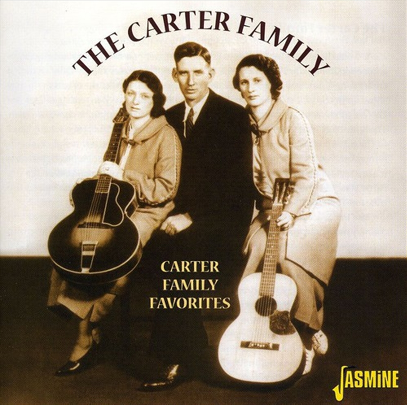 Carter Family Favorites | CD