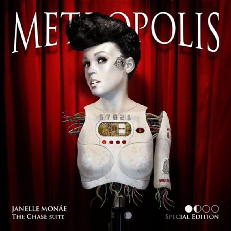 Metropolis: The Chase Suite | CD