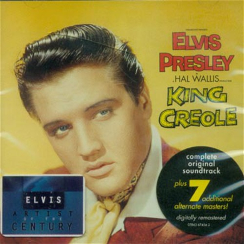 King Creole: Soundtrack Limited Deluxe Edition   CD