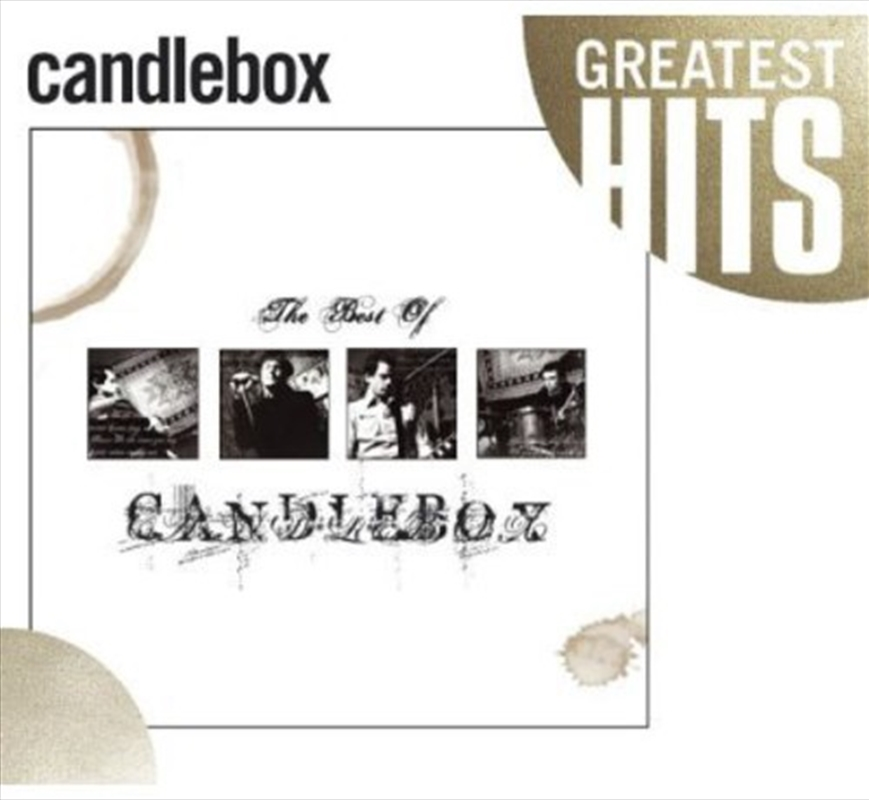 Best Of Candlebox   CD