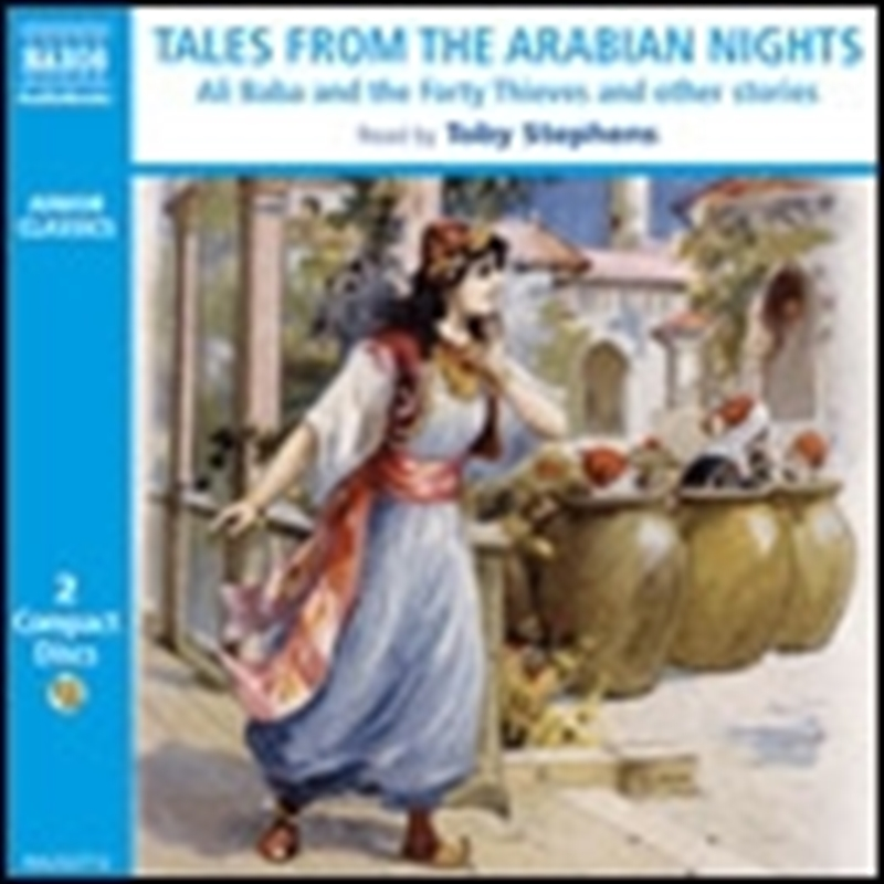 Tales From The Arabian Nights | CD