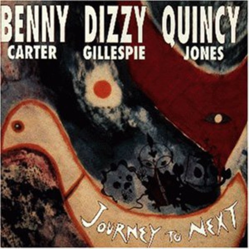 Journey To The Next | CD