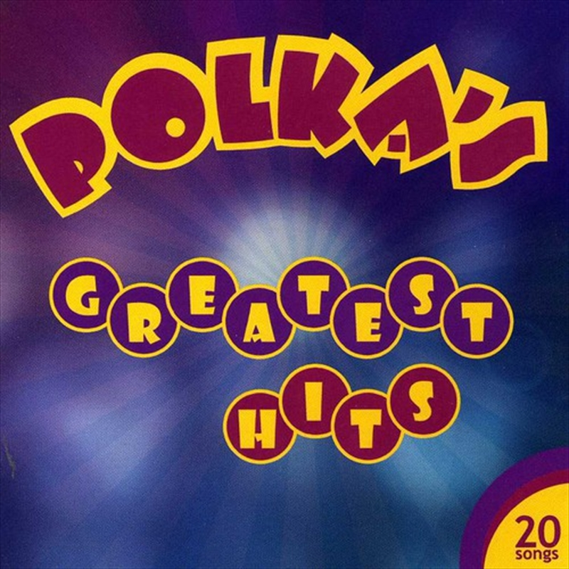Polkas Greatest Hits: Vol 2 | CD