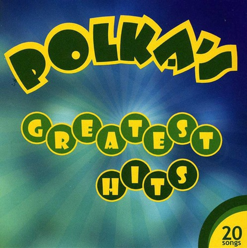 Polkas Greatest Hits: Vol 3 | CD
