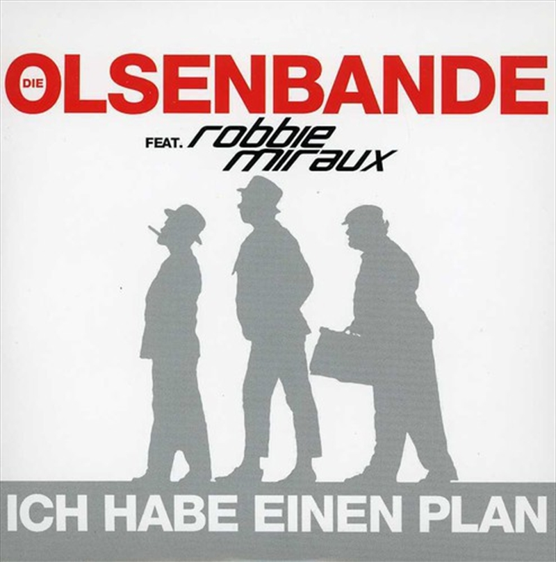 Ich Hab Einen Plan   CD