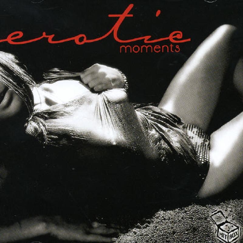 Erotic Moments | CD