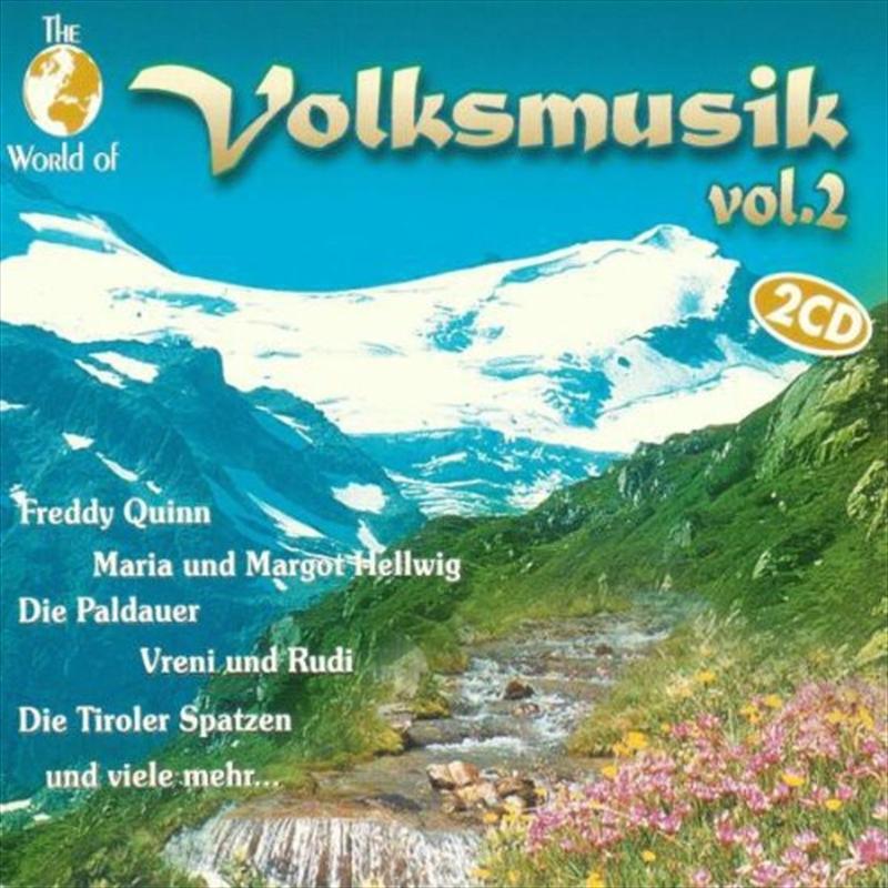 Volksmusik Vol 2 | CD