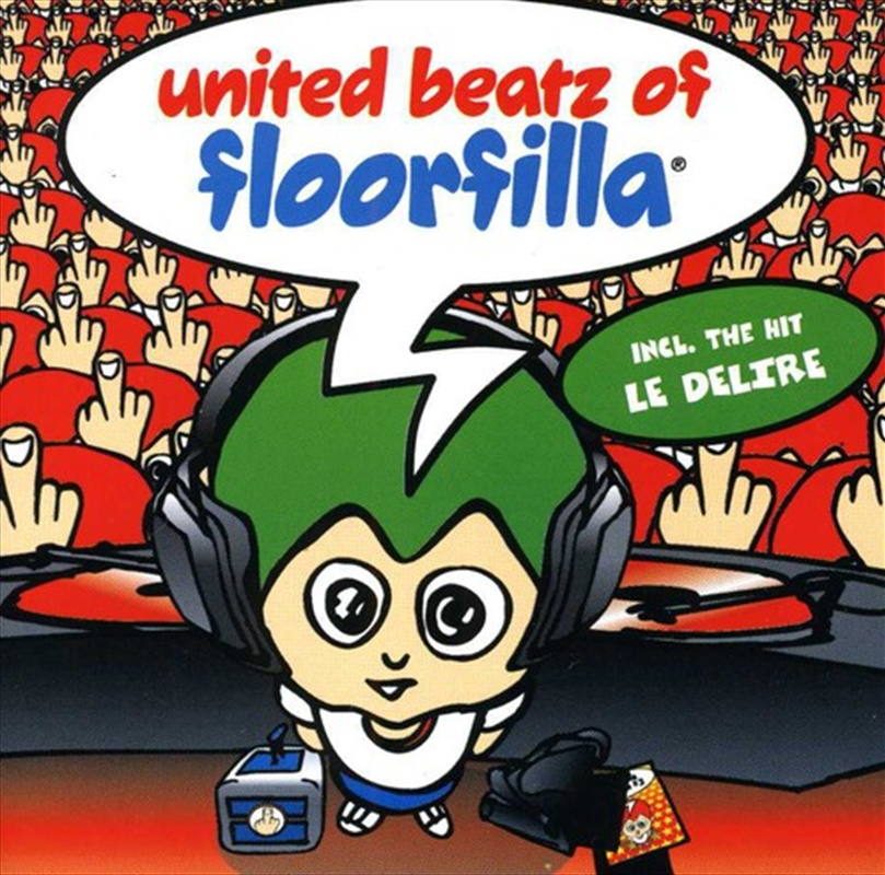 United Beatz Of Floorfilla | CD