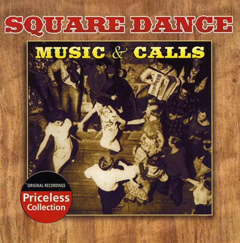 Square Dance Music And Calls | CD