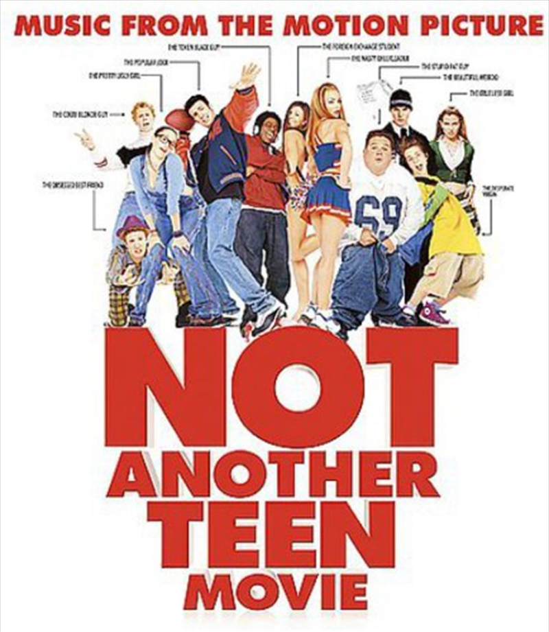 Not Another Teen Movie | CD