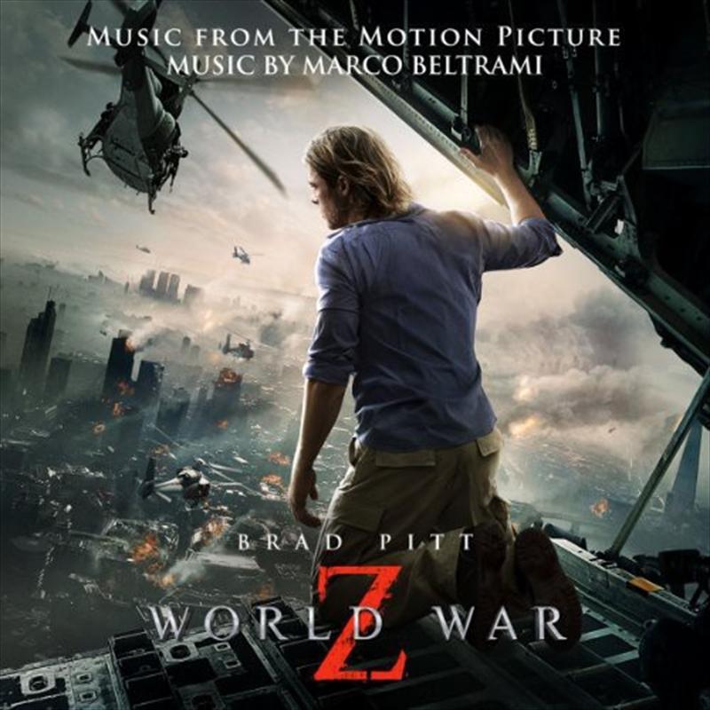 World War Z   Vinyl