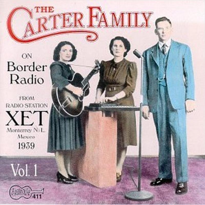 On Border Radio: 1939 | CD