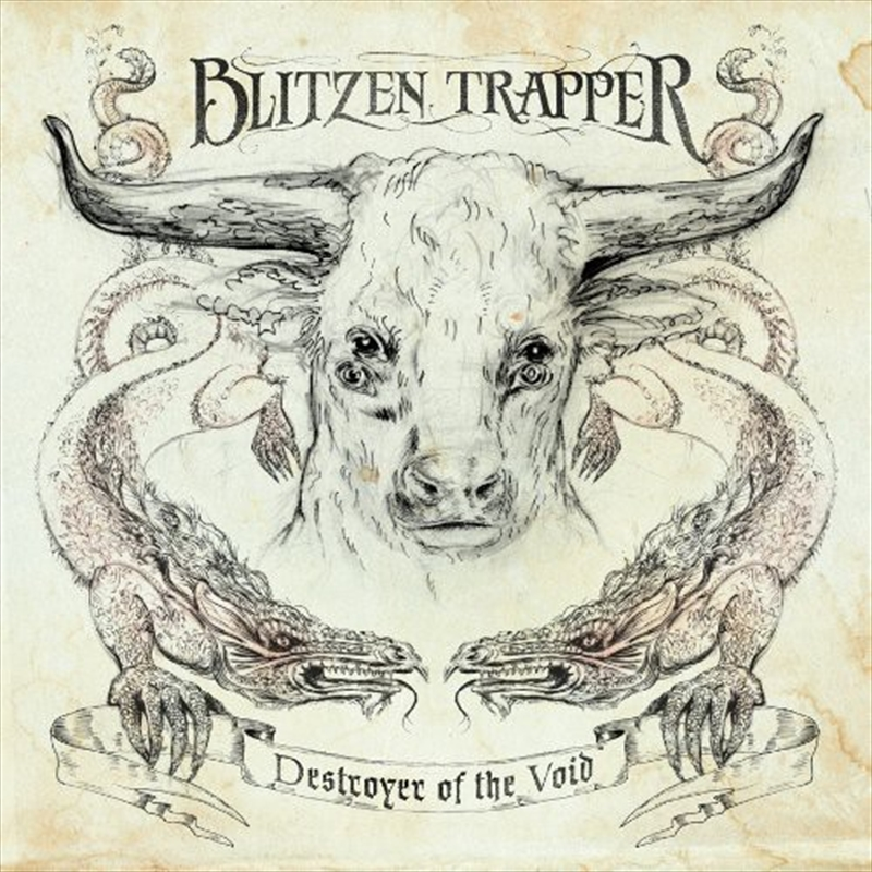 Destroyer Of The Void | Vinyl