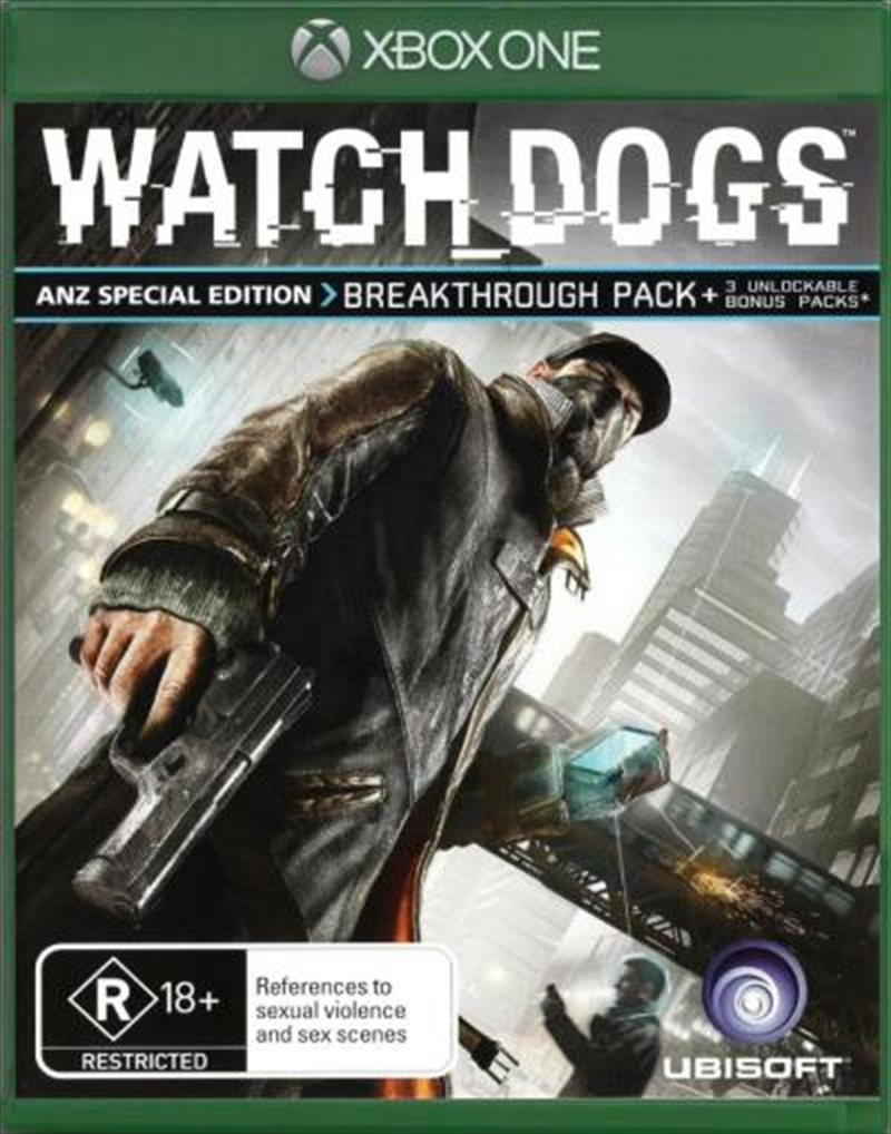 Watch Dogs Special Edition | XBox One
