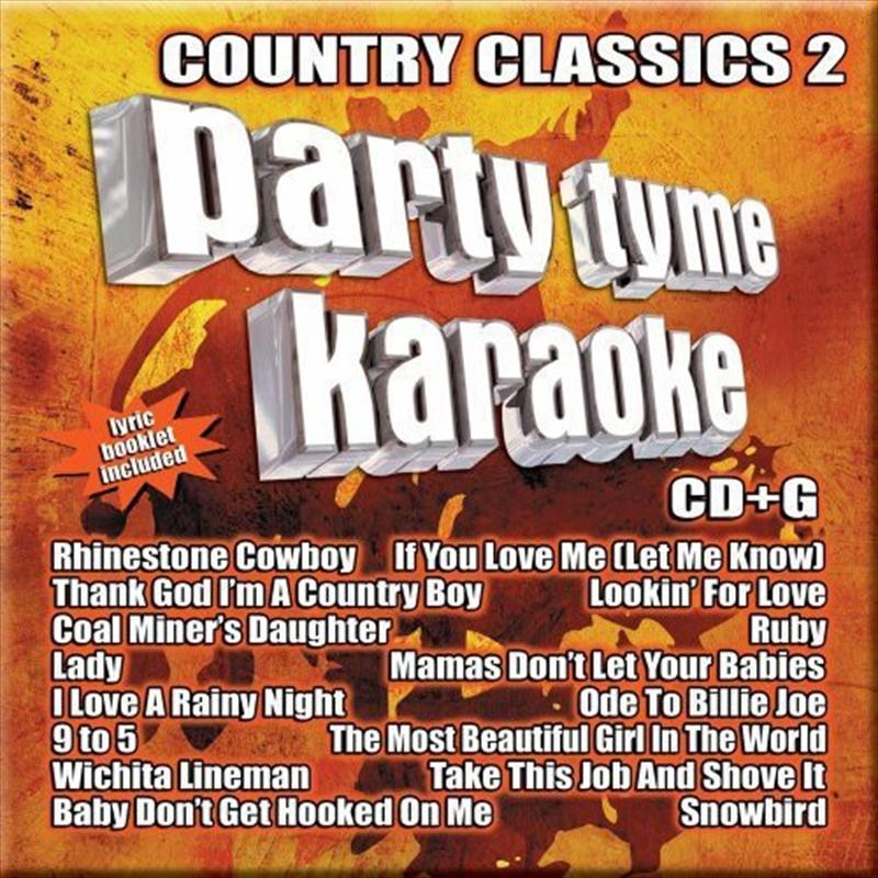 Country Classics: Vol 2 | CD