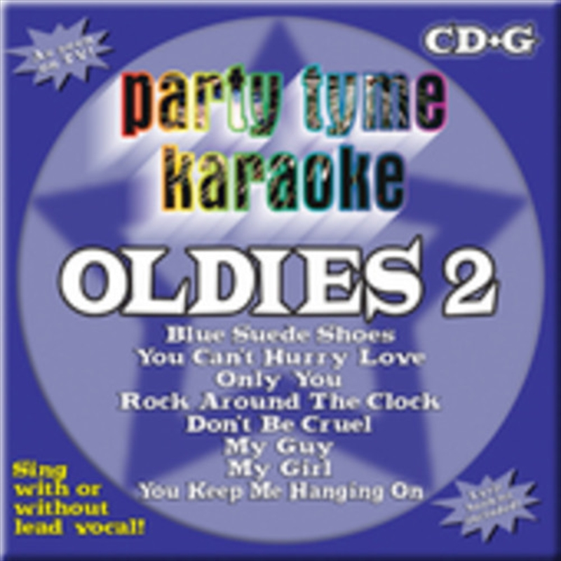 Party Tyme - Oldies - Vol 2 | CD
