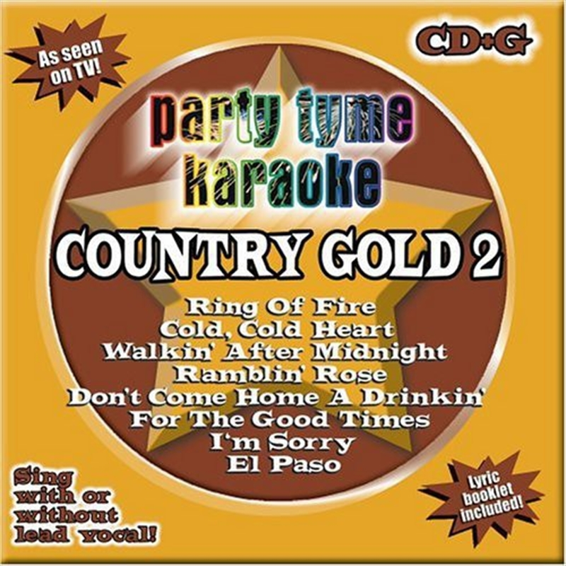 Country Gold: Vol2 | CD