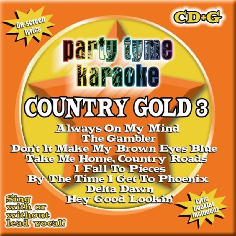 Country Gold - Vol 3 | CD