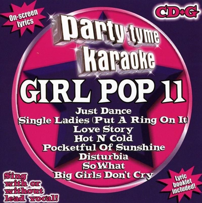 Girl Pop 11 | CD