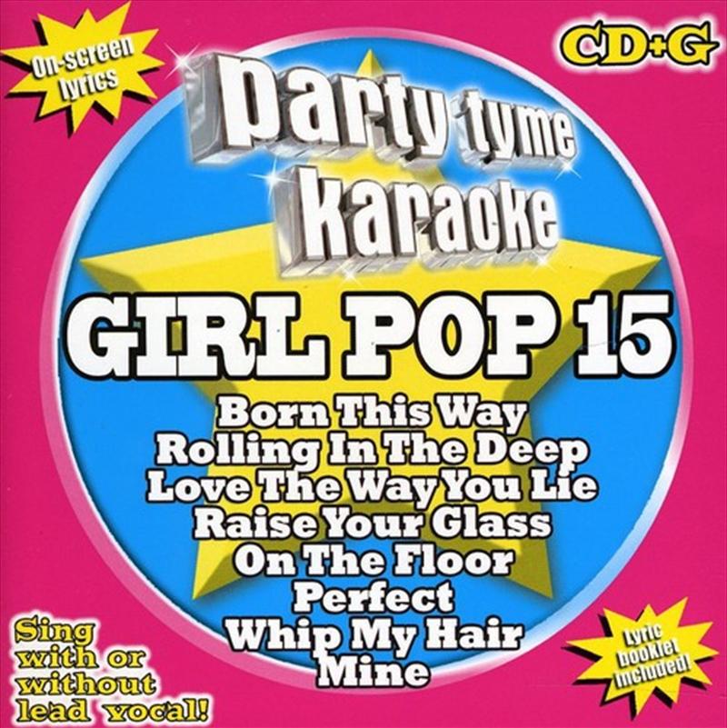 Girl Pop: Vol 15 | CD