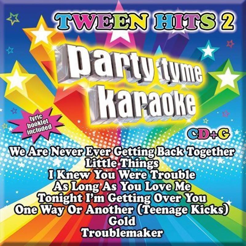 Party Tyme Karaoke: Tween Hits | CD