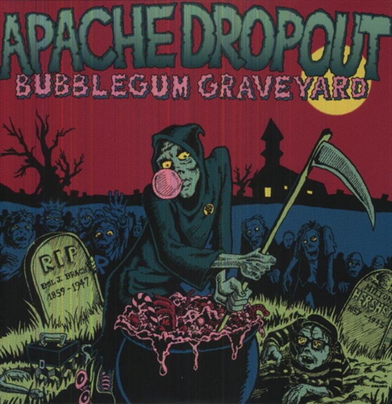 Bubblegum Graveyard | Vinyl
