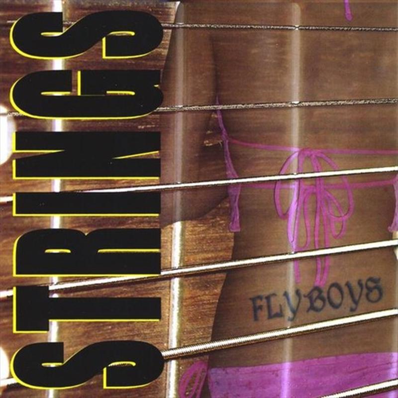 Strings   CD