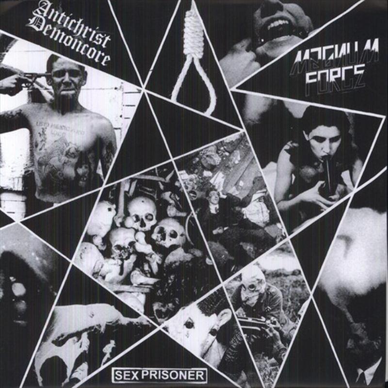 AntiChrist Demoncore/Magnum Force/Sex Prisoner | Vinyl
