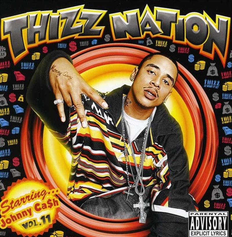Thizz Nation: Vol 11 | CD