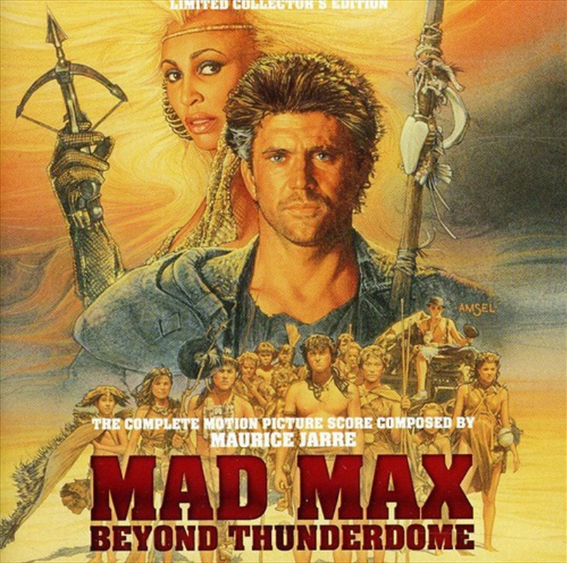 Mad Max: Beyond Thunderdome   CD