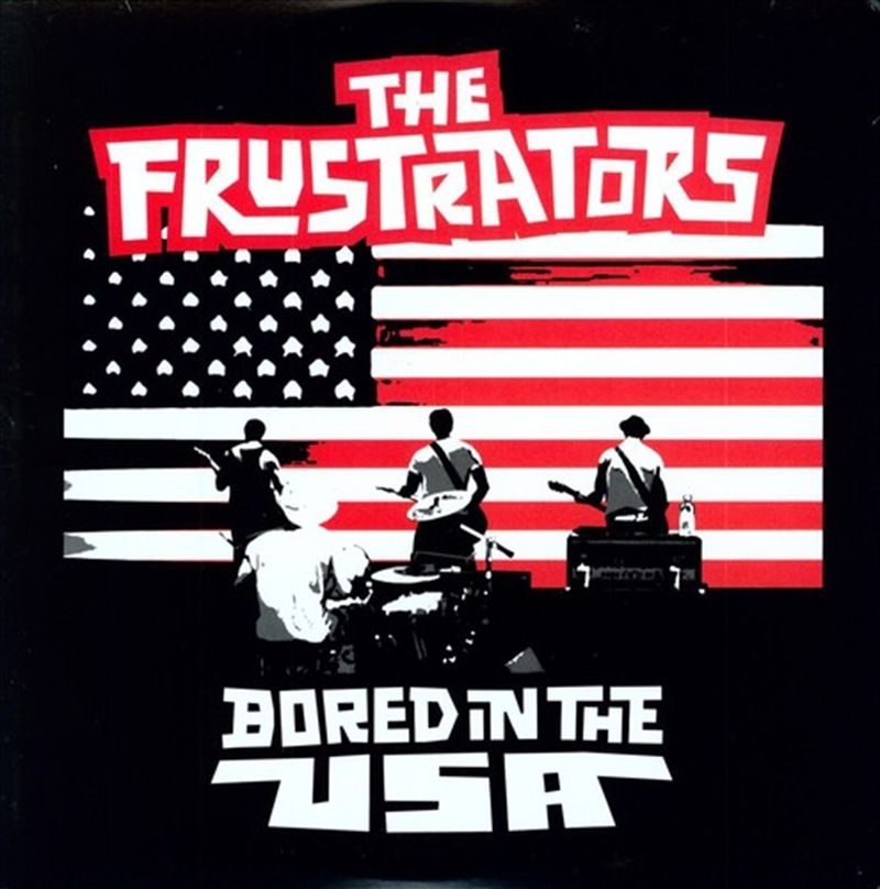 Bored In The Usa | Vinyl
