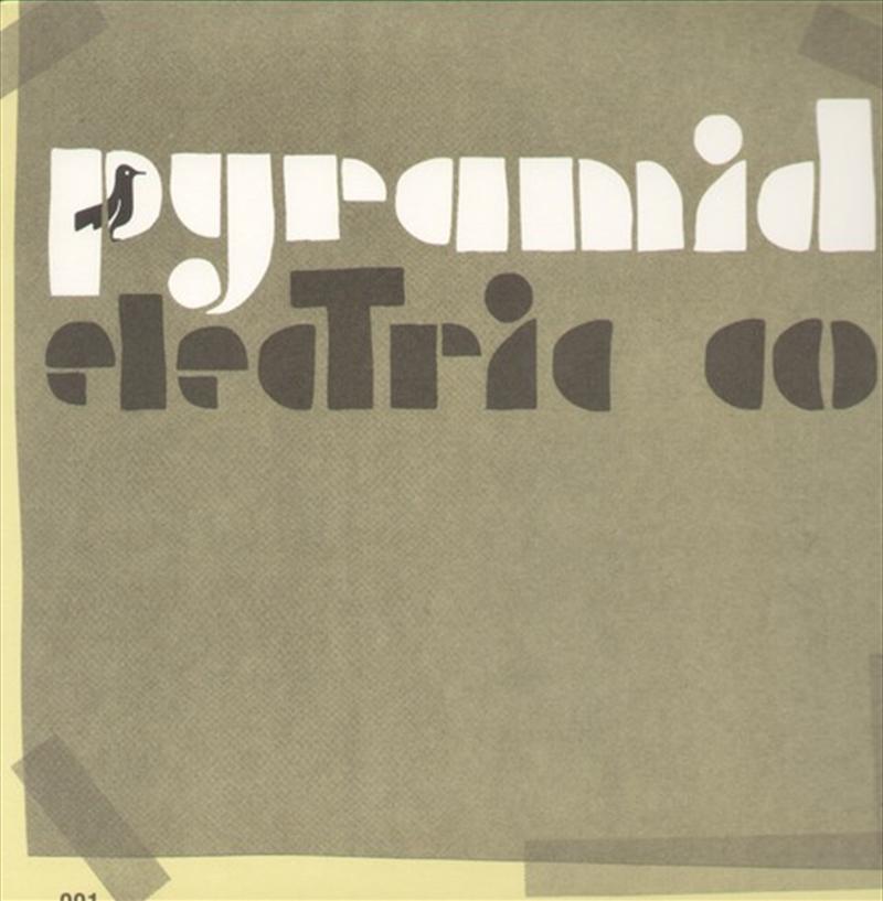 Pyramid Electric Co   Vinyl