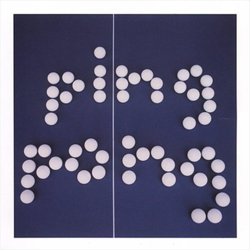 Ping Pong Ep   CD