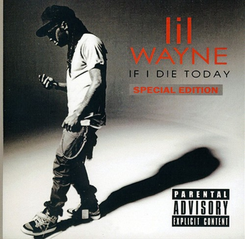 If I Die Today | CD