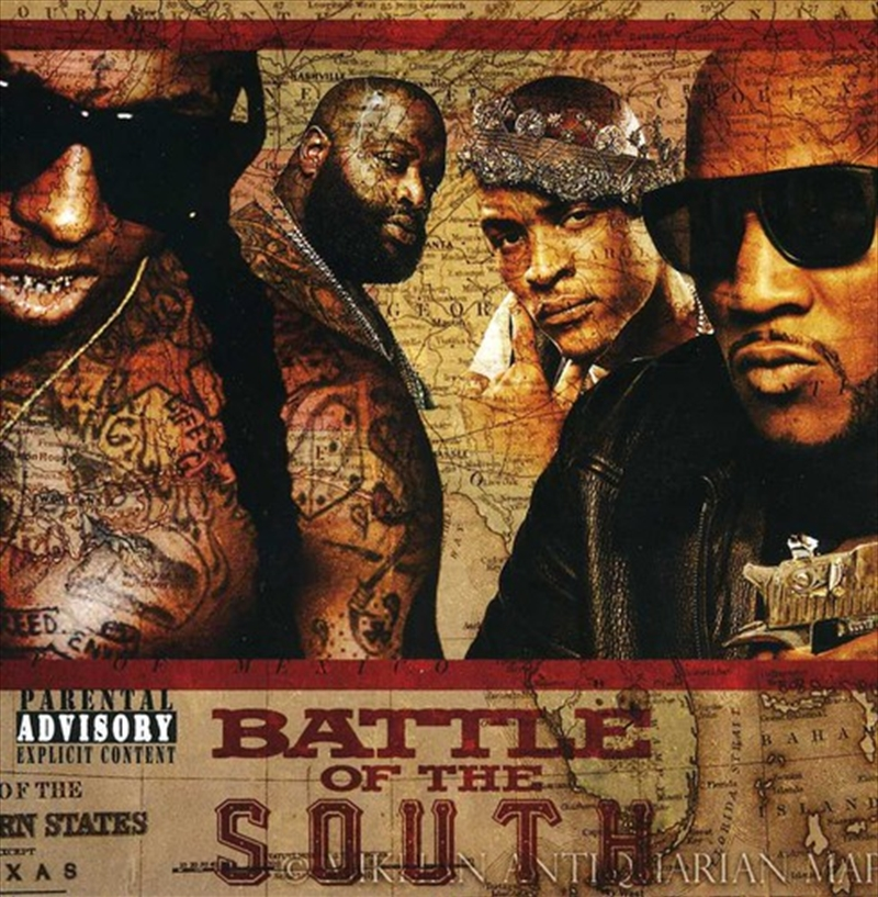 Battle Of The Sought | CD