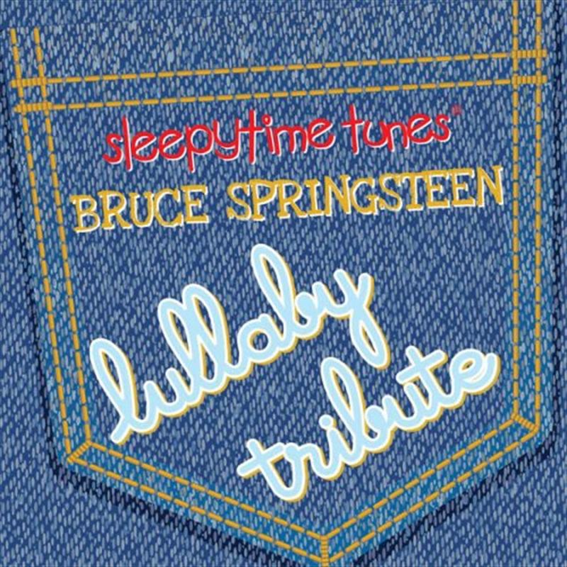 Sleepytime Tunes Bruce Springt | CD