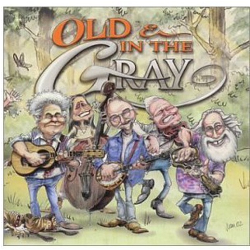Old And In The Gray | CD