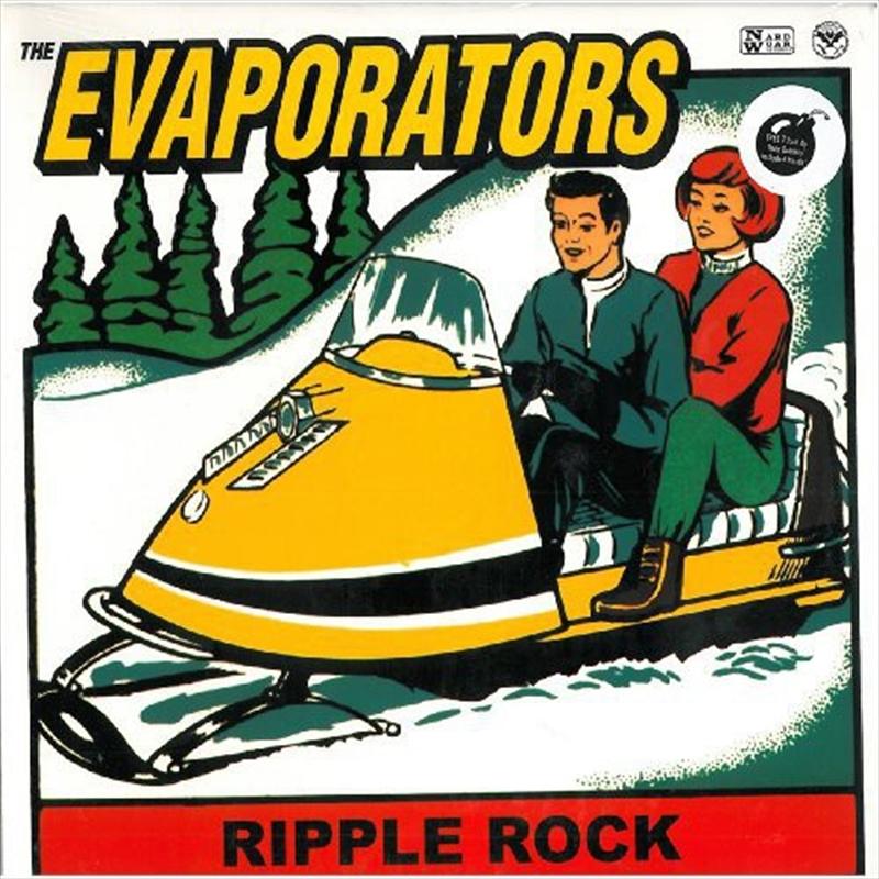 Ripple Rock | Vinyl