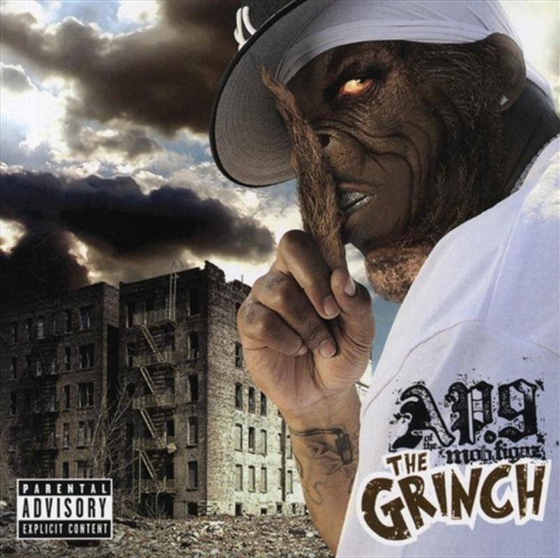 Grinch   CD